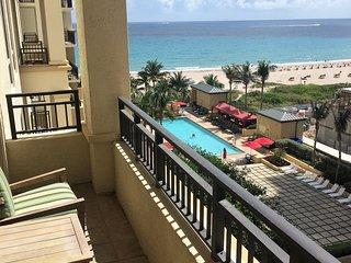 Marriott Resort&Spa-OwnerCondos-8&6Fl-RareDiningTable6-WiFI TVs-Free Internet - Singer Island vacation rentals