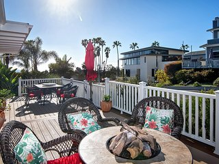 March-April Special $215/night! Ocean View Cottage in Southwest San Clemente with Private Yard, Front Deck, AC, and More! - San Clemente vacation rentals