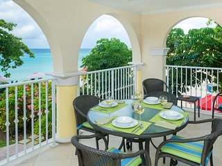 Two Levels of Sea Views & A Tropical Setting on Dover Beach - Dover vacation rentals