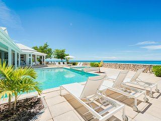 Ecume des Jours - Ideal for Couples and Families, Beautiful Pool and Beach - Terres Basses vacation rentals