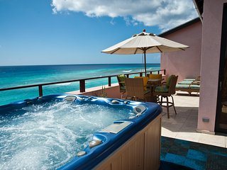 Elegant Barbados Rooftop Penthouse Overlooks Caribbean Sea - Saint Lawrence Gap vacation rentals