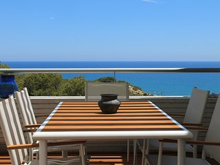 Split level apartment with uninterrupted Sea Views - Vallpineda vacation rentals