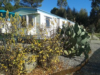 2 Bed Mobile Home in Beautiful Portuguese Countryside Setting with Private Pool - Castelo Branco vacation rentals