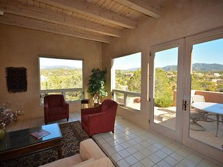 Two Casitas - Valle Del Sol - Unbeatable Views, New Furnishings to come soon! - Santa Fe vacation rentals