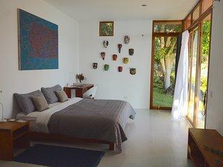 WHITE ROOM B&B ( gourmet bfast, beach, view) - San Marcos La Laguna vacation rentals