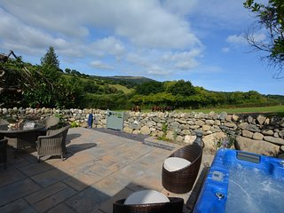 Perfect House with Internet Access and Hot Tub - Tyn-y-Groes vacation rentals