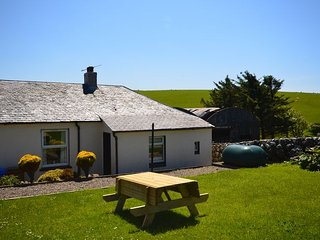 Bright Cottage with Internet Access and Fireplace - Ballantrae vacation rentals