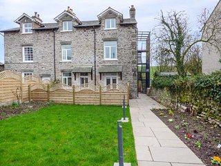 CROOKLANDS HOUSE 1, all second floor, woodburning stove, shared garden - Hincaster vacation rentals