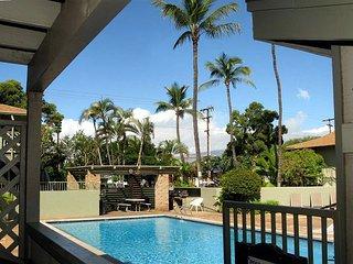 Kihei Bay Surf #144 Cute Hawaiian Style Studio, Great Rates, Sleeps 3 - Kihei vacation rentals