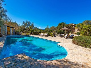Mallorcan Villa 11 Guests Large Gardens & Pool - Pollenca vacation rentals