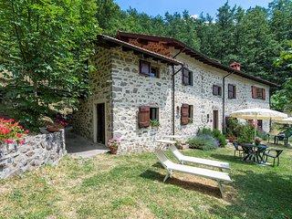 Villa with private pool - Il Gufo Farmhouse - San Marcello Pistoiese vacation rentals