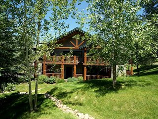 Saddle Creek Town Homes #1755 - Steamboat Springs vacation rentals