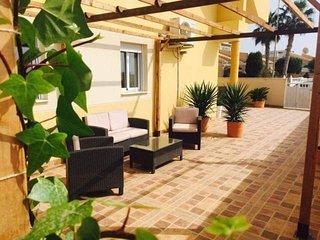 Fabulous Apartment With Wi-Fi, Air Con & Pool - Puerto de Mazarron vacation rentals