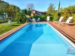 Villa in Latium : Rieti Area Oliveti - Rieti vacation rentals