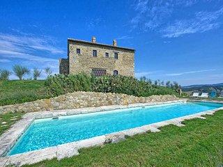 4 bedroom Villa in Campiglia D orcia, Val D orcia, Tuscany, Italy : ref 2293508 - Campiglia d'Orcia vacation rentals