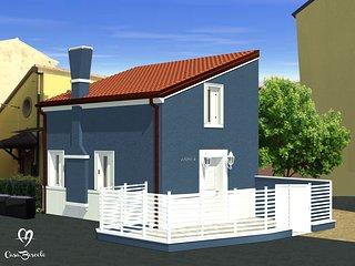 Casa Boscolo Luxury per una vacanza a 5 stelle nel centro storico di Sottomarina - Sottomarina vacation rentals