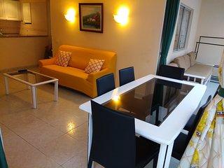 Spacious Central Sunny Apartment - Puerto de la Cruz vacation rentals