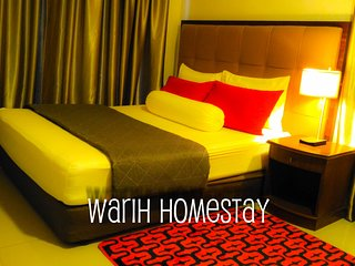 Warih Homestay Lake View At Univ360 Condo Near UPM Serdang, MAEPS, Mardi, Uniten - Sri Kembangan vacation rentals
