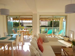 Tranquil and elegant apartment in Beaulieu Sur Mer - Beaulieu vacation rentals
