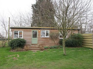 The Cabin, Buttercup Barn Retreats located in Wootton Bridge, Isle Of Wight - Wootton vacation rentals