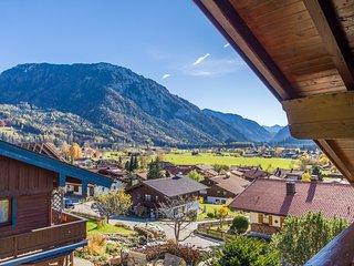 BERGSUCHT-Ruhpolding - schoene 5 Sterne Ferienwohnung mit Balkon - Ruhpolding vacation rentals