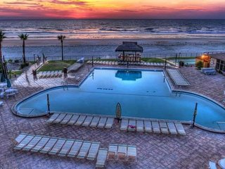 Hawaiian Inn Ocean Views Private Balcony - Daytona Beach vacation rentals