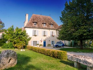 Lovely Manor house with Internet Access and Satellite Or Cable TV - Agnac vacation rentals