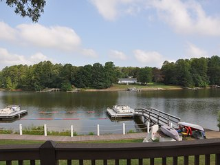 2 Bed Room Lake Front Cabin on Lake Norman + 6 Tiny Homes - Sherrills Ford vacation rentals