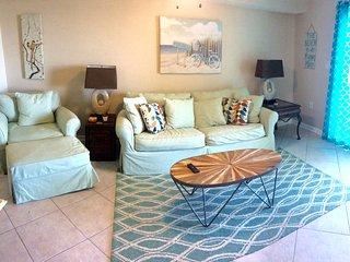 20 % Discount Mar-Apr on 5+ nites at beautifully updated 1 bedroom, ocean front! - Orange Beach vacation rentals