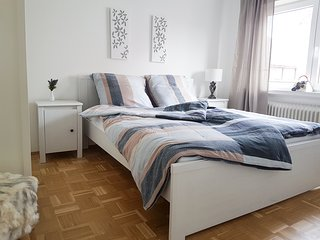 """90m² Luxus- FeWo """"Tal"""" - DEIN HYGGELIG-HAUS! - Elz vacation rentals"""