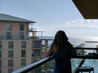 Maui Westside Properties: Konea 606 - Majestic Partial Ocean and Mountain Views - Lahaina vacation rentals