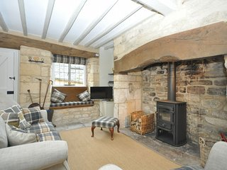 Perfect 2 bedroom Buckland House with Fireplace - Buckland vacation rentals