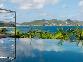 Villa Reva 2 bedroom St Barts,modern and it offers its hosts a real comfort - Gustavia vacation rentals