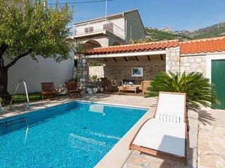 Luxury Villa Sea Side Bol with pool near the sea in Bol on Brac - Bol vacation rentals
