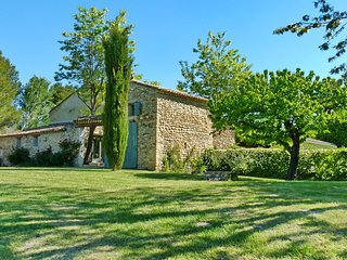 Provence Villa with a Private Pool, Fireplace, and Balcony - Villedieu vacation rentals