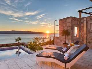 Luxury Villa Murvica with a pool, in Murvica on the island of Brac - Bol vacation rentals
