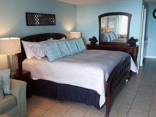 Beachfront Condo on the Sand - Daytona Beach Shores vacation rentals