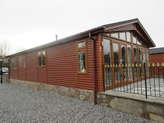 deluxe twin fully furnished holiday lodge near gleneagles - Aberuthven vacation rentals