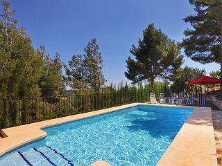 "Villa Rosario -  Located in the mountain ""Olta"" of Calpe. - Benissa vacation rentals"