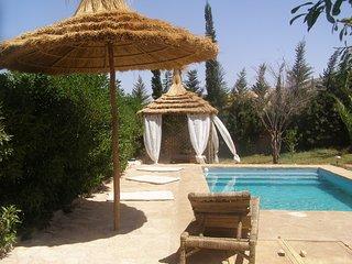 MAISON DE CAMPAGNE AVEC PISCINE ET HAMMAM - Essaouira vacation rentals