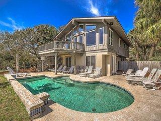29-B Dune Lane - Oceanfront Comfortable Beach Home. - Hilton Head vacation rentals