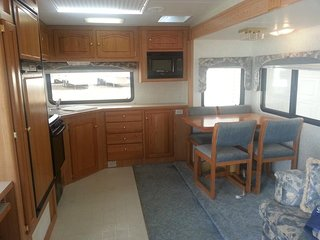 Nice Caravan/mobile home with Television and DVD Player - Mill Bay vacation rentals