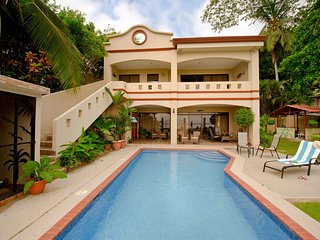 Jaco Beach Luxury Oceanfront House - Casa Rio Mar - Jaco vacation rentals