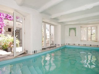 Casa Aloe, Rural house with a heated swimming pool - La Taha vacation rentals