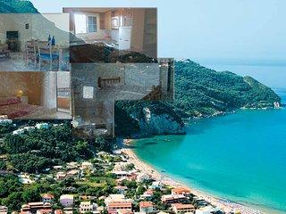 2 bedroom Condo with Internet Access in Ano Garouna - Ano Garouna vacation rentals