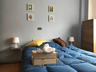 Cozy flat with two rooms wifi-living room-kitchen-bathroom - Logroño vacation rentals
