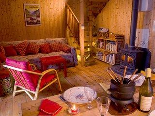 Chalet classé 3 étoiles à l'Office de Tourisme - Sixt-Fer-a-Cheval vacation rentals