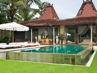 Villa Cantik 2 Bedroom Absolute Beachfront Villa - Pererenan vacation rentals