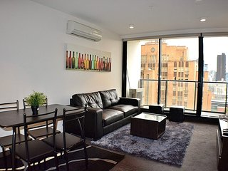 2Bdr Apt with Views in CBD - Melbourne vacation rentals