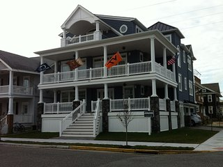 Nice House with Television and DVD Player - Ocean City vacation rentals